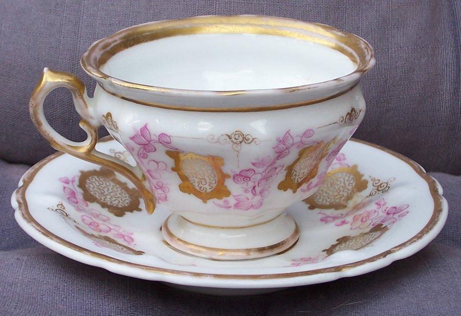 teacup cup saucer