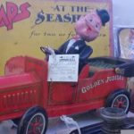 Golden Jubilee Tin Toy Car Strathroy Antique Mall