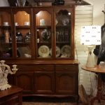Gibbard China Cabinet-Solid Wood Strathroy Antique Mall